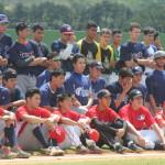 Seletiva MLB - 2013