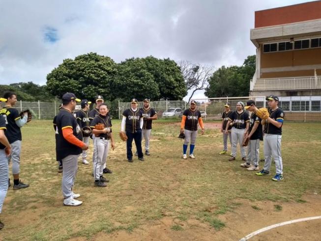 Beisebol em BH