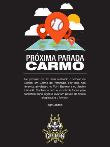 Viagem para Carmo