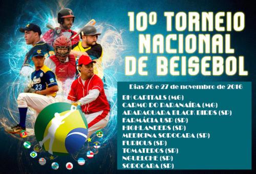 10º Torneio Nacional de Beisebol