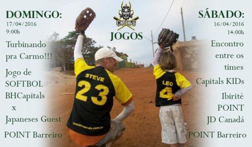 Jogos de Beisebol