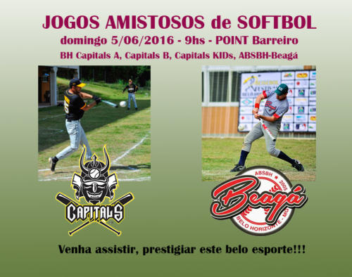 Amistoso Softbol