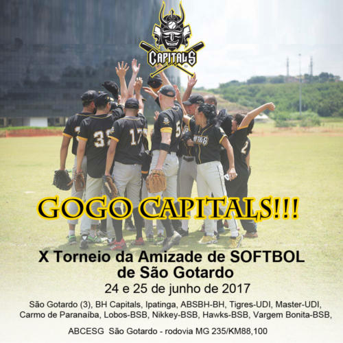 Go go Capitals